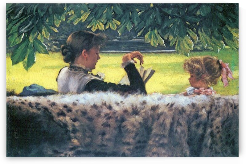 A story read by Tissot by Tissot
