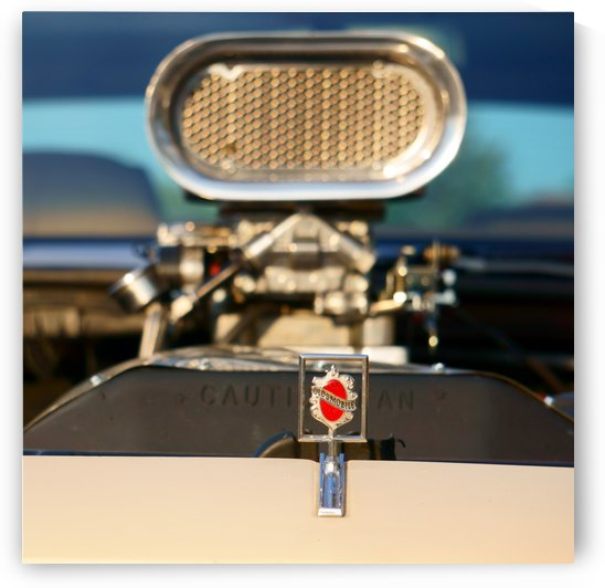 Super-modified Air Intake on Oldsmobile 4-4-2 by RDCushing