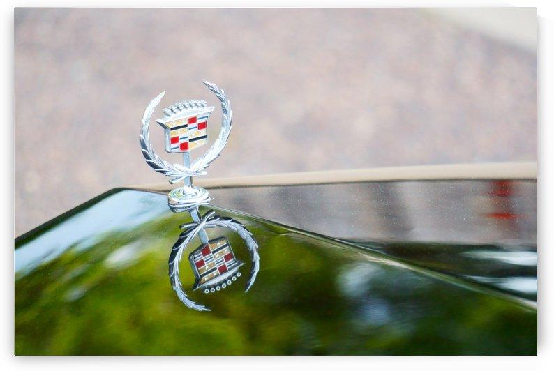 Classic Cadillac Hood Ornament by RDCushing