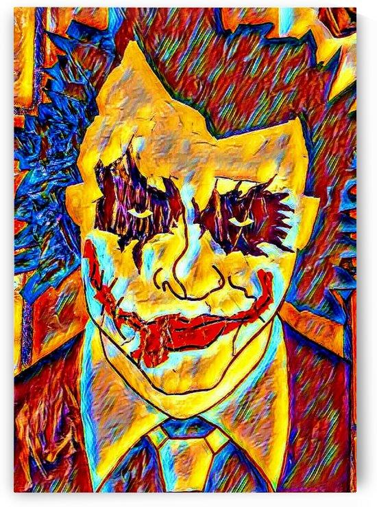 Joker by Bratty ART