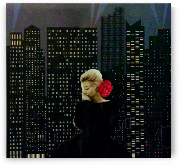 Marilyn  by Bratty ART
