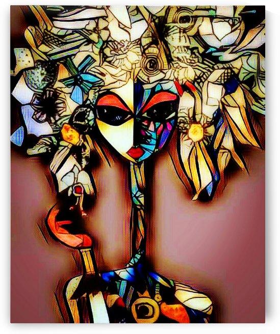 aztec tryst by Bratty ART