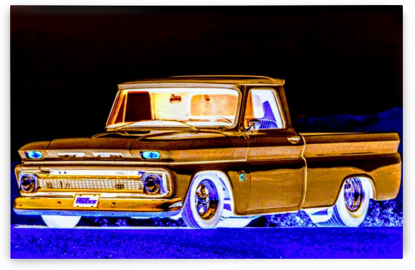 62 chevy c10 shortbed by Bratty ART