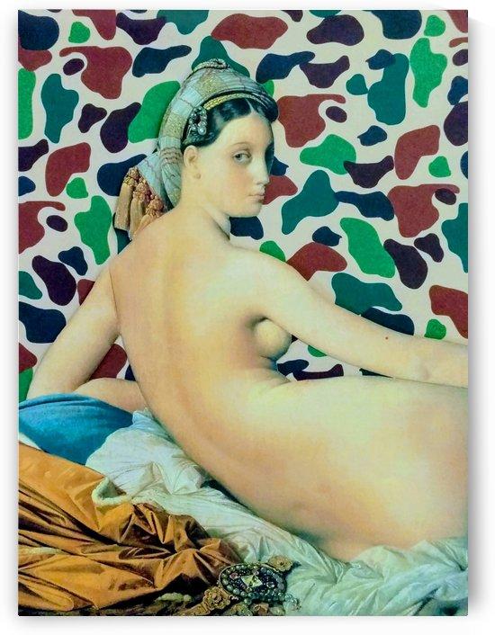 camo erotic by Bratty ART