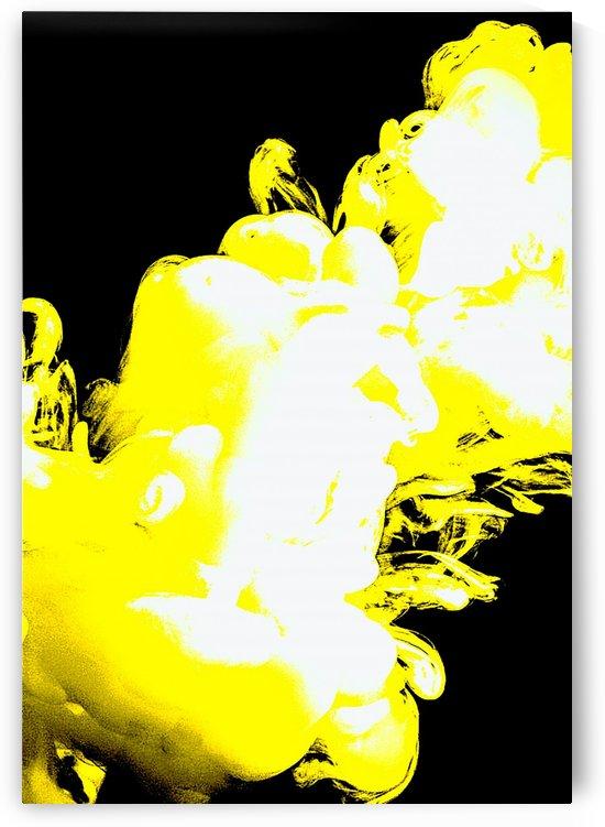 yellow cloud by Bratty ART