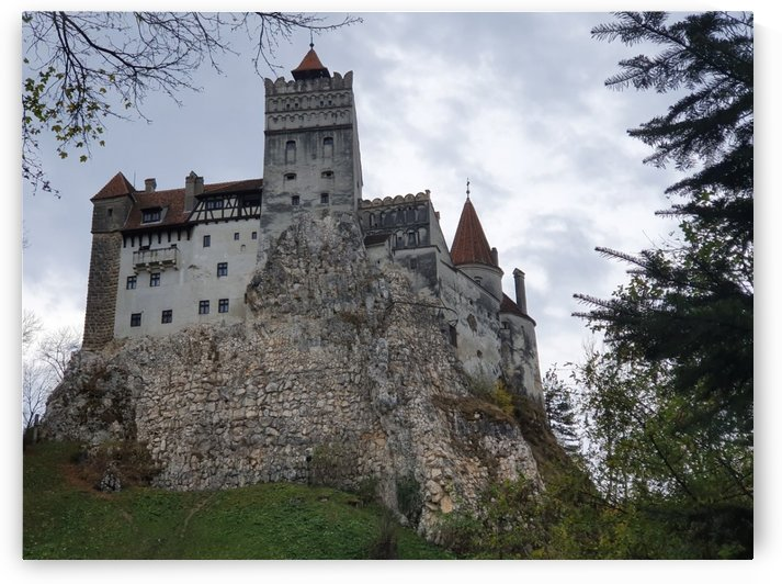 Draculas Castle by Gemma Stone