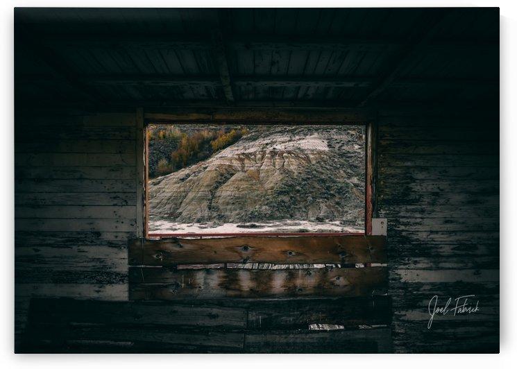 Atlas Coal Mine Window From The Past by Joel Fabrick
