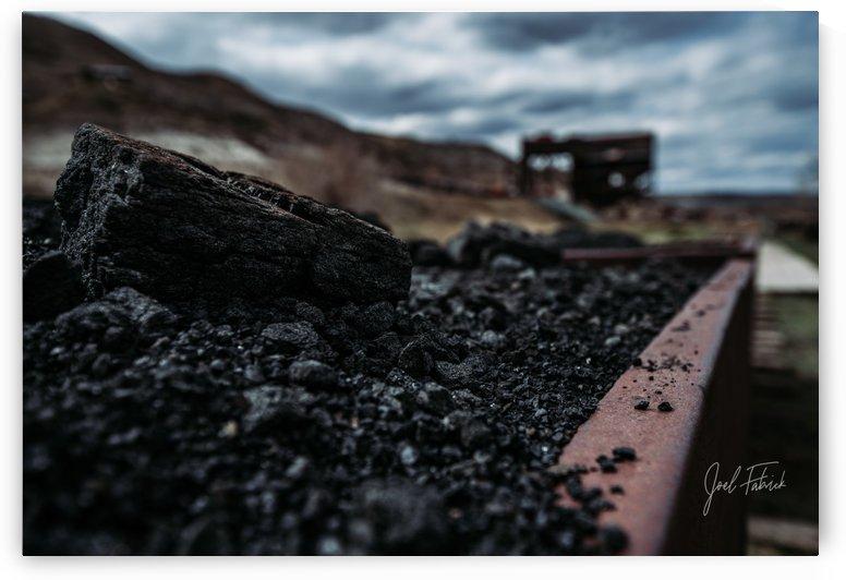 Atlas Coal Mine   Hi Res   A3 by Joel Fabrick