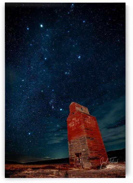 Dorothy Elevator Milky Way by Joel Fabrick