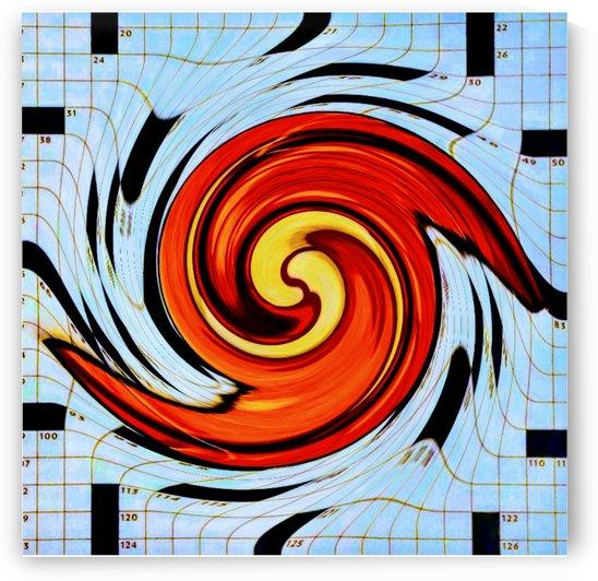 crossword swirl by Bratty ART