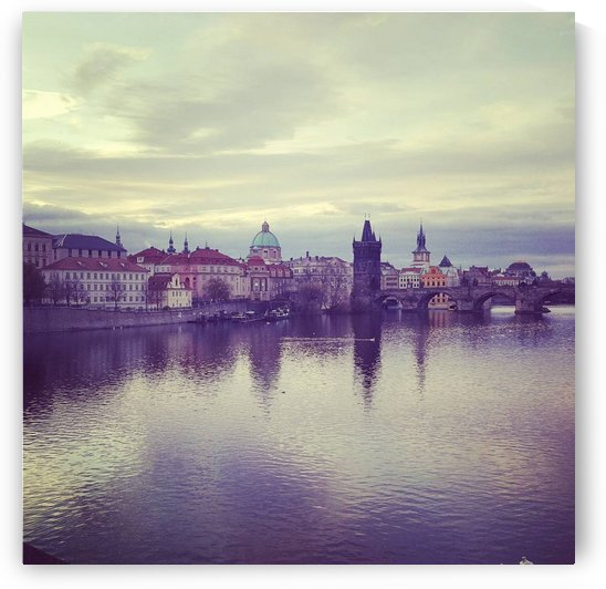 PRAHA IN MORNING by Gemma Stone