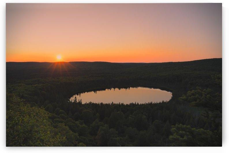 Sunset at Oberg by Jeremy Kasapidis