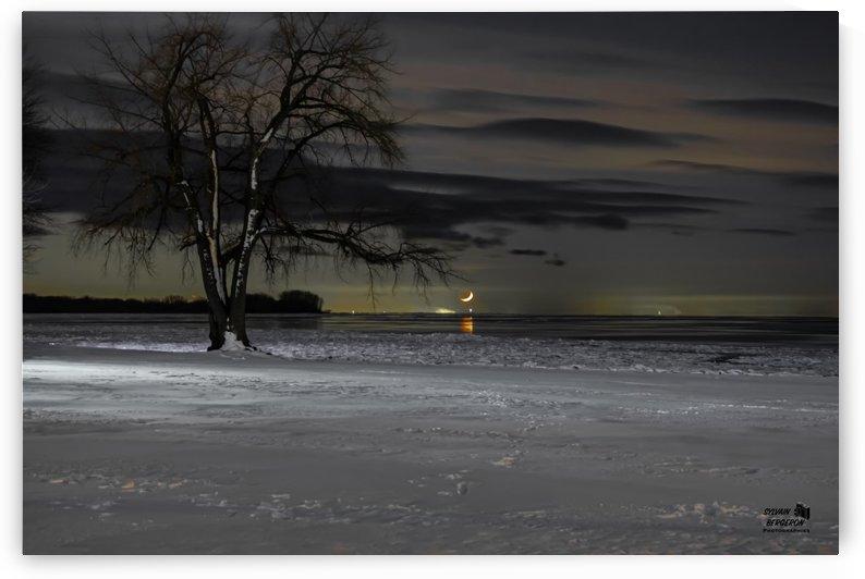 Doigts geles...Yeux eblouis by Sylvain Bergeron Photographies