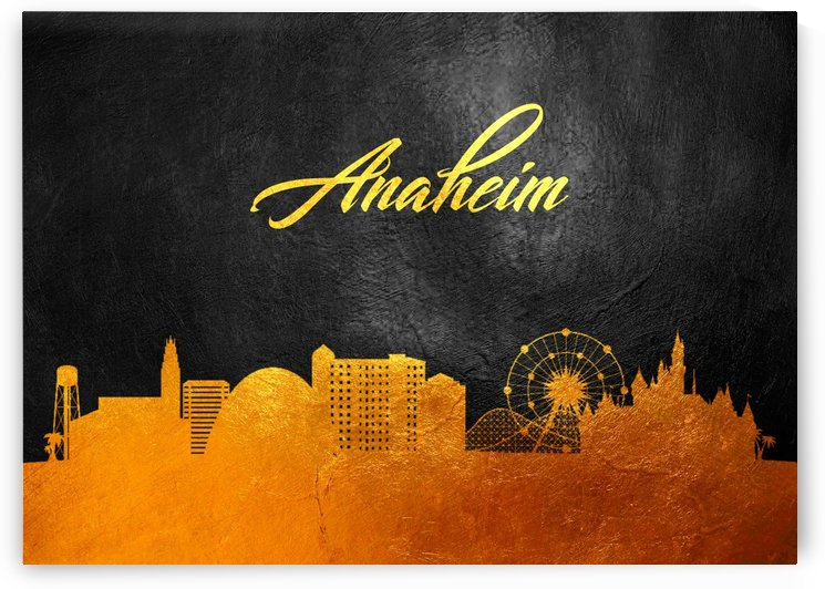 Anaheim California by ABConcepts
