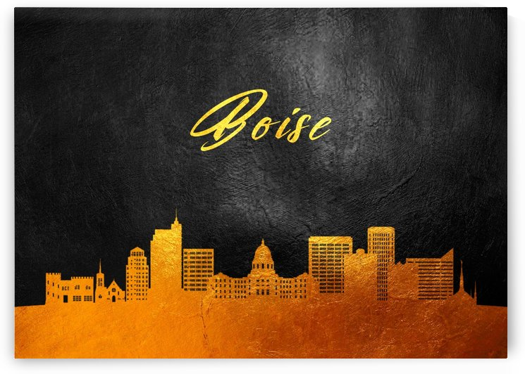 Boise Idaho by ABConcepts