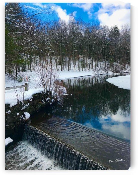 SimsburyFalls by Brian Camilleri Photography