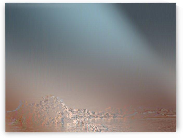 metalic dreams island by Lutz Roland Lehn