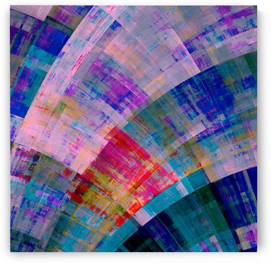Abstract Composition 489 by Angel Estevez