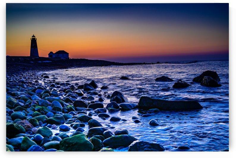 Atlantic Sunrise by Ed St Germain