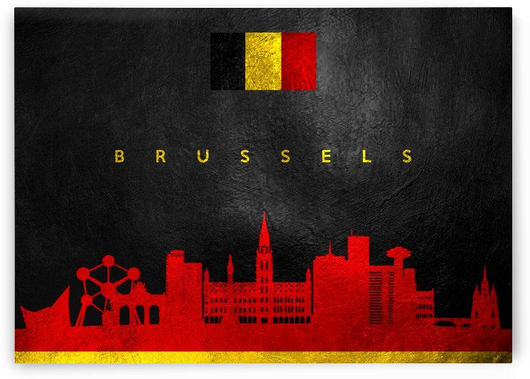 Brussels Belgium by ABConcepts