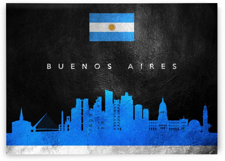 Buenos Aires Argentina by ABConcepts