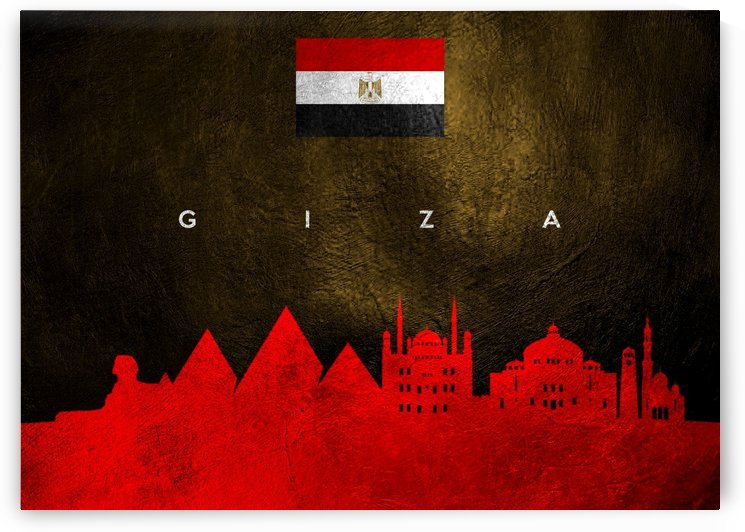 Giza Egypt by ABConcepts