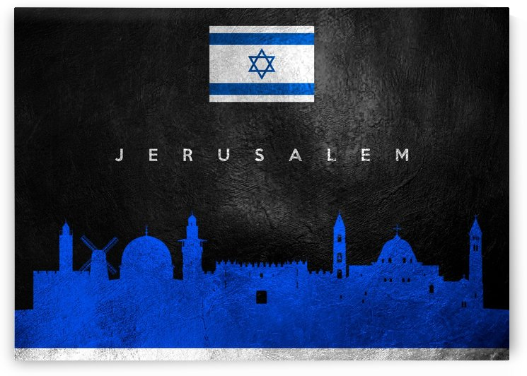 Jerusalem Israel by ABConcepts