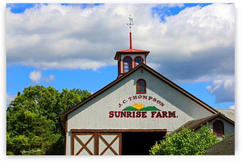 Thompson Barn by Brian Camilleri Photography