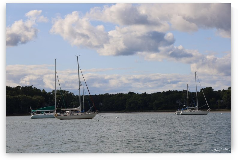 Four Sails by Brian Camilleri Photography