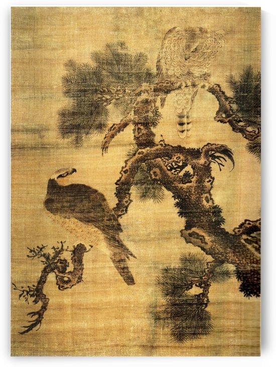 Chinesehawk by Miyamoto Musashi