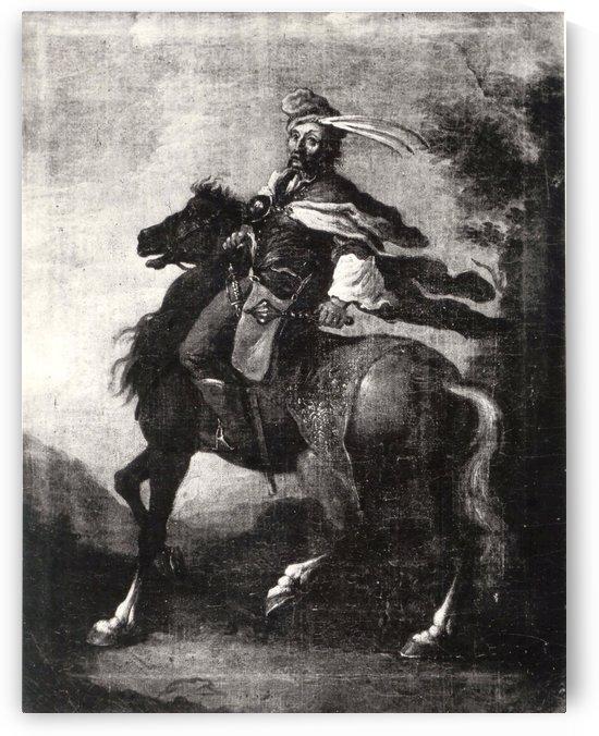 Dolabella Horseman by Miyamoto Musashi