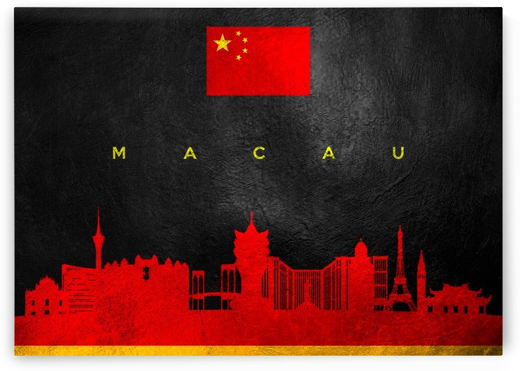 Macau China by ABConcepts