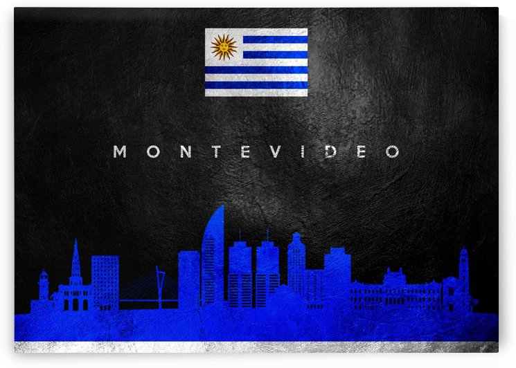 Montevideo Uruguay by ABConcepts