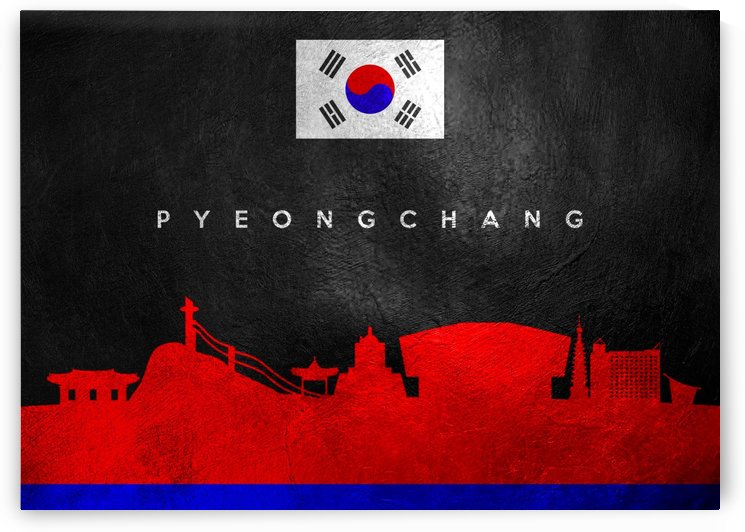 Pyeongchang South Korea by ABConcepts