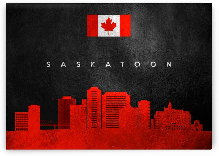 Saskatoon Canada by ABConcepts