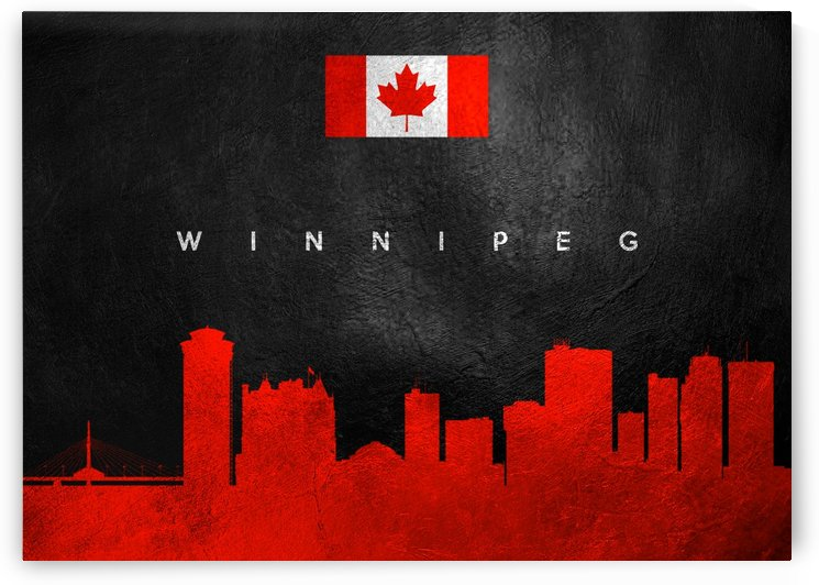Winnipeg Canada by ABConcepts