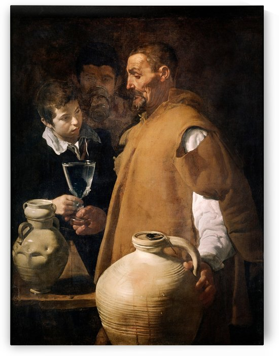 London Apsley House Waterseller by Diego Velazquez