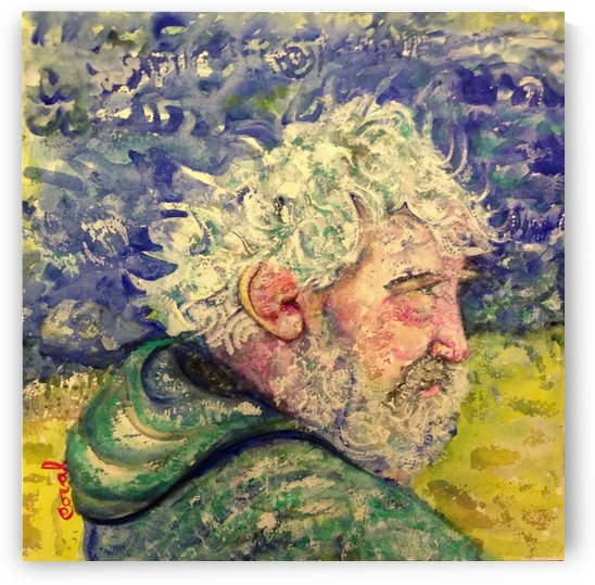 Old Man and the Sea by Coral Staley