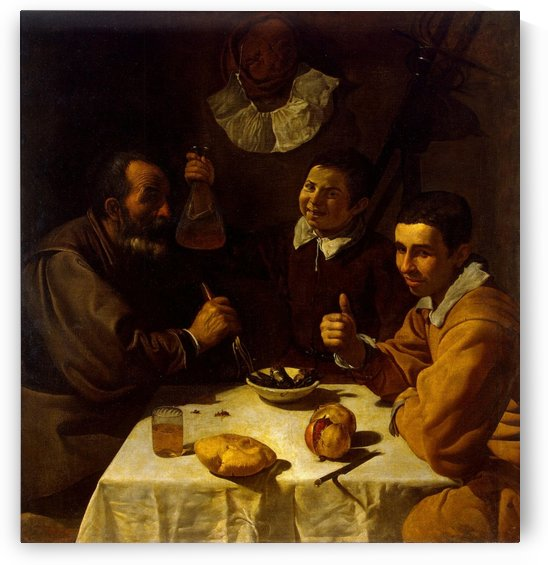 Luncheon by Diego Velazquez