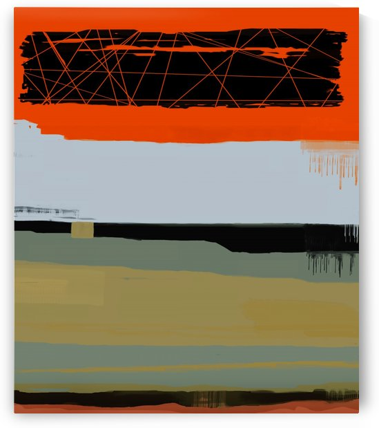 Abstract Composition 510 by Angel Estevez