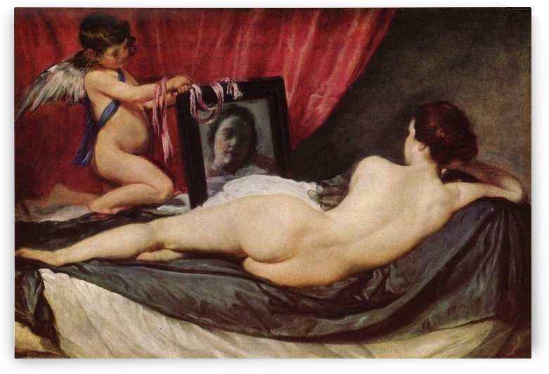 The Rokeby Venus by Diego Velazquez