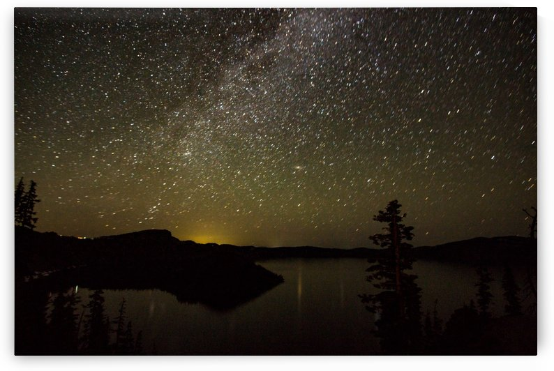 Crater Lake National Park by Sandy Turner