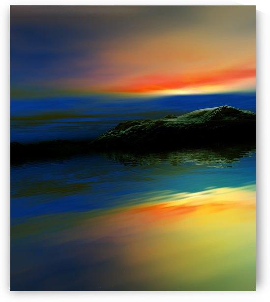 Sunset Colors 14 by Angel Estevez