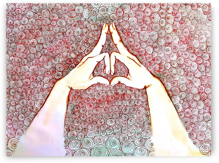 Yoga mudra 01 by Maltez