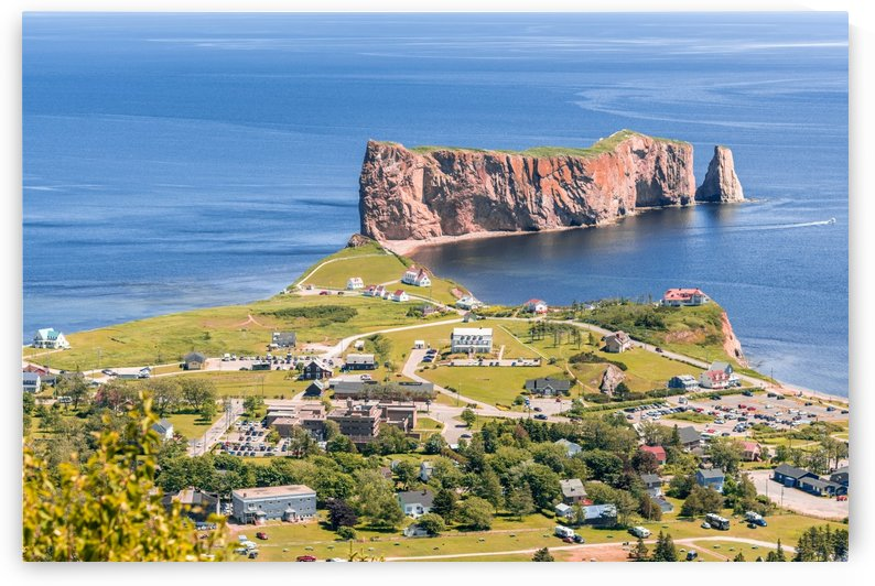 Percé Rock by Lrenz