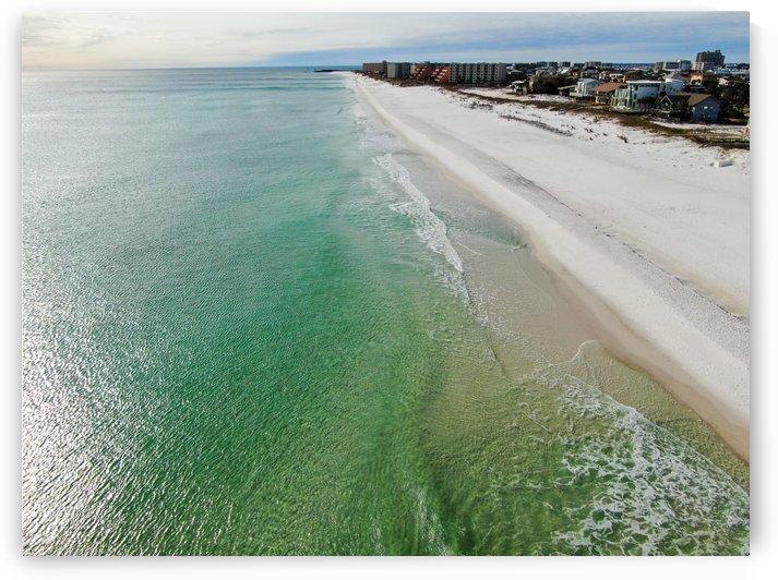 Holiday Isle High by Destin30A Drone