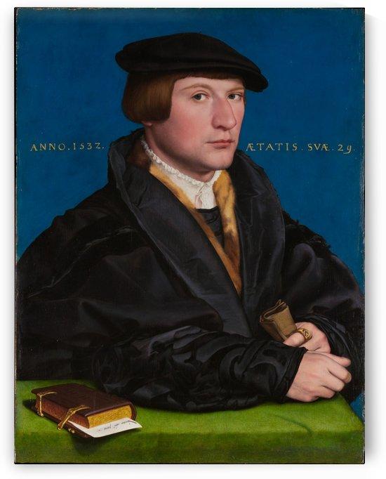 Hermann von Wedigh III by Hans Holbein