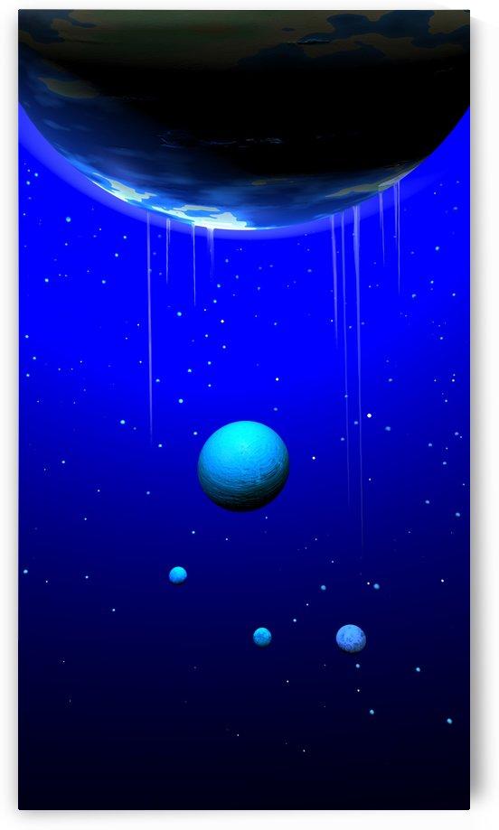Planets by Angel Estevez