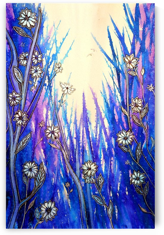 Wild Daisies by Linda Callaghan