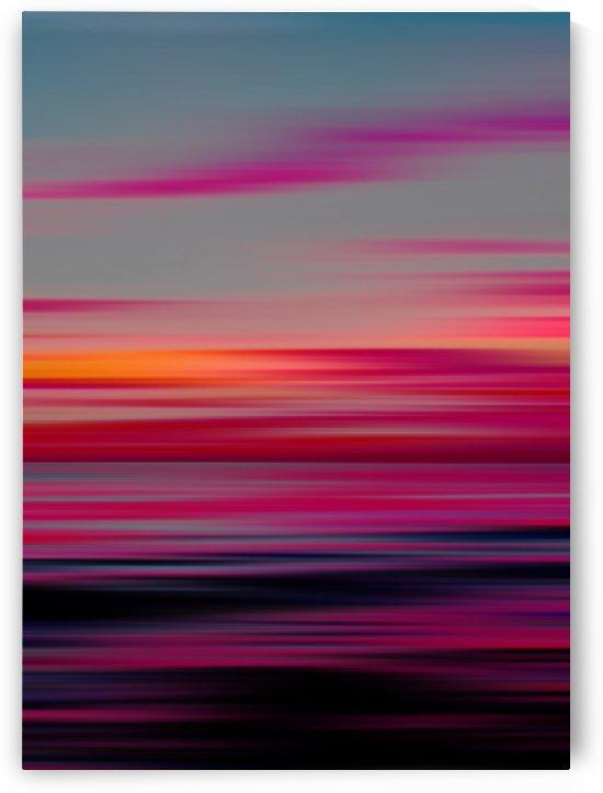 Abstract Landscape 5 by Angel Estevez